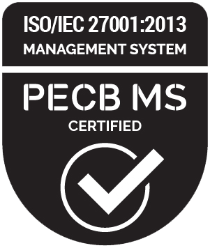 ISO/IEC 27001 certification mark