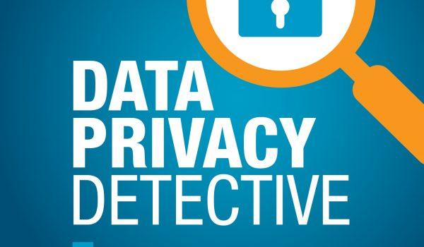 "Podcast Logo: ""Data Privacy Detective"""