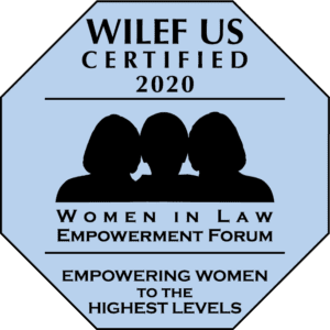 Women in Law Empowerment Forum (WILEF) US Certified 2020